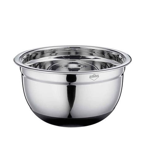 Stainless Bowl Mangkok Stainless 20cm Vavinci 1a neuware k 220 chenprofi kitchen bowl 20 cm 2 6 litre stainless steel mixing bowl alles f 252 r