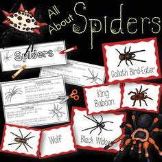 when birdie babysat spider books science posters on 8th grade science science