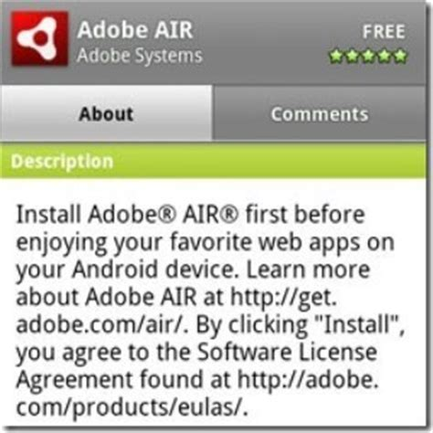 adobe air apk adobe air for android devices adobe air apk techhail