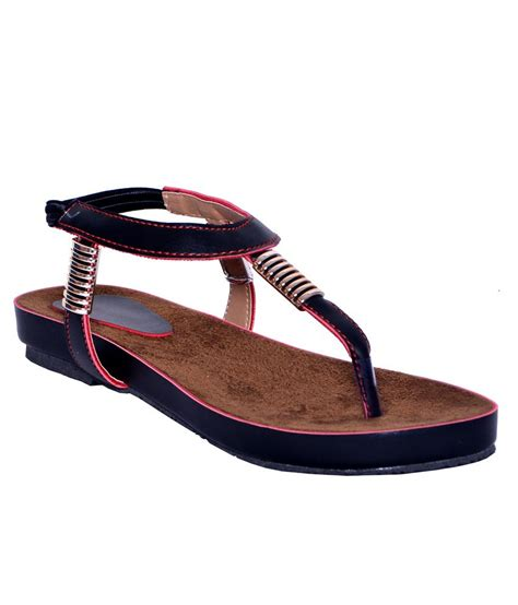 navy blue sandals fatduck navy blue flat sandals price in india buy fatduck