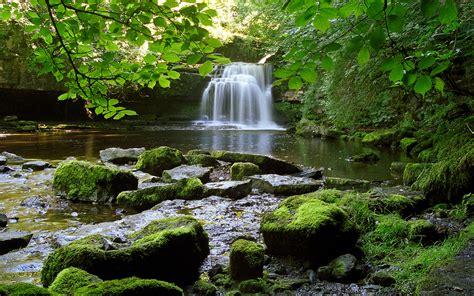 natures best uk west burton waterfalls cauldron falls uk
