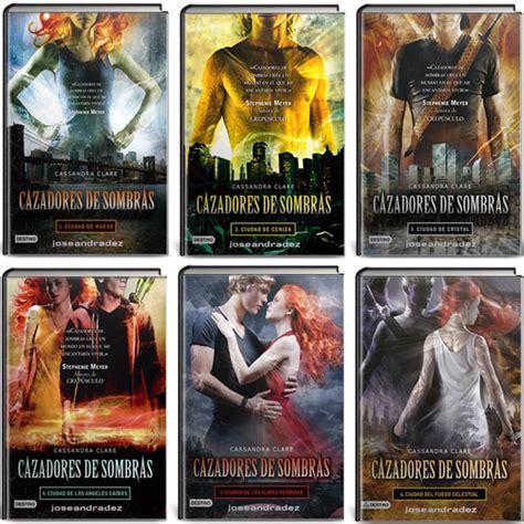 libro la sombra de los cronologia de los libros de cazadores de sombras e books y tutoriales