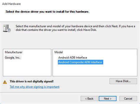android composite adb interface beberapa cara instal atau update driver secara otomatis dan manual beritahu