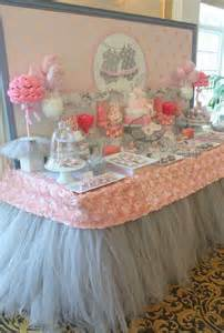 Shabby Chic Table Cloths by Most Popular Baby Shower Themes Catch My Party