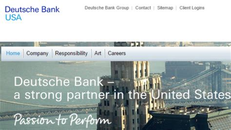 deutsche bank onlibne deutsche bank banking guide login