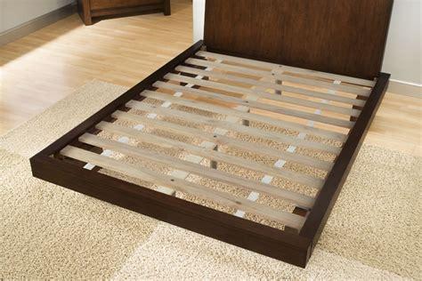 floor bed frames platform bed frame haiku designs