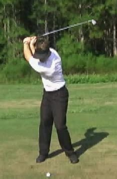 hip turn golf swing proper hip rotation in the rotary golf backswing