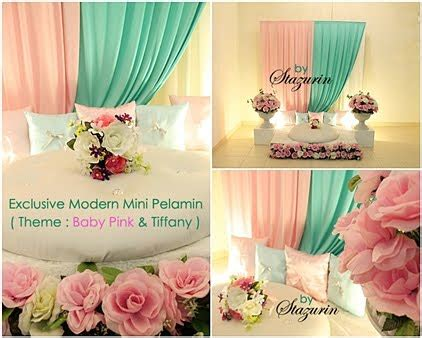 gubahan hantaran baby pink tiffany 1000 images about pelamin for my wedding on pinterest