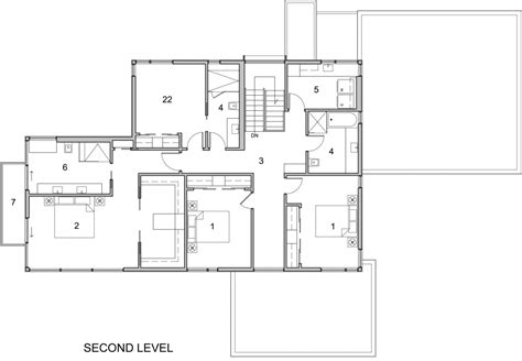 Architecture Eco Friendly House Design Second Floor Design Floor Plan For A Eco Friendly House
