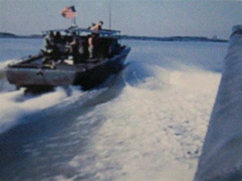 where are north river boats made everett charles had no peers as skipper of pbr gun boat