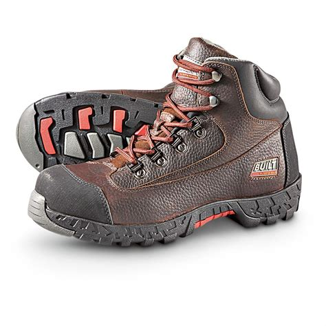 s built 174 by boot 174 steel toe hiking boots