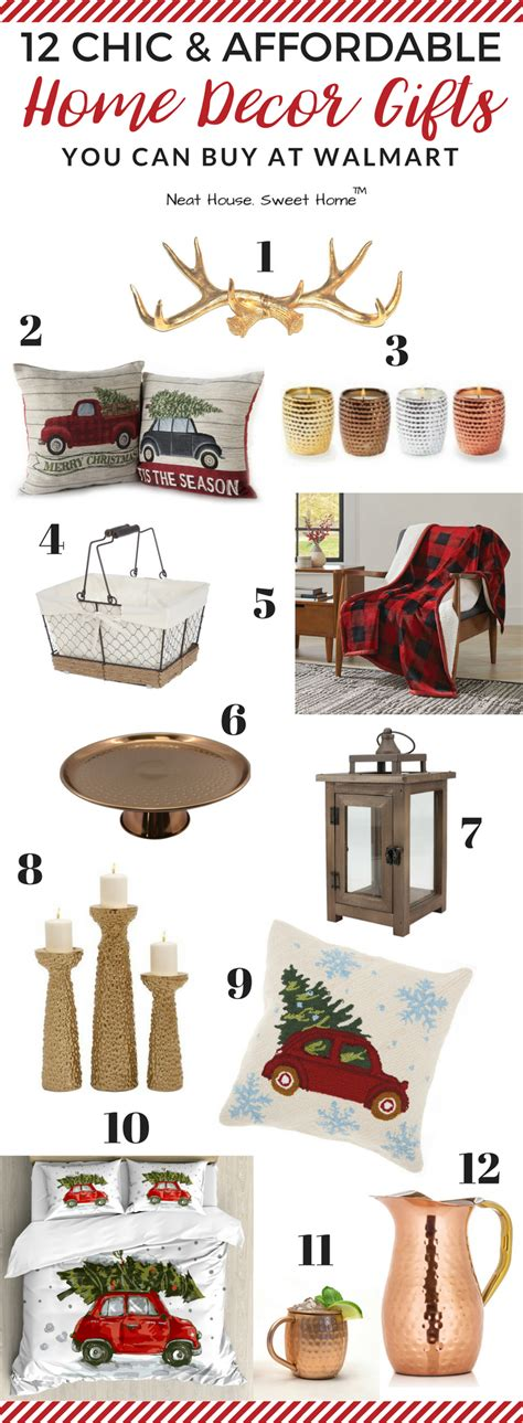 home decor gift ideas 12 home decor gift ideas from walmart holiday gift guide
