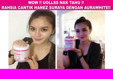 Minuman Kolagen Collagen aurawhite stemcell collegen aurawhite collagen plus special edition murah original hcube shop
