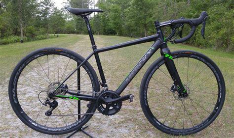 on the road review review eddy merckx strasbourg 71 alloy gravel road bike