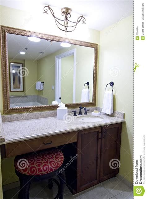 mirrors over bathroom vanities mirror above bathroom vanity royalty free stock images