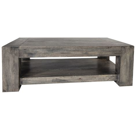 acme furniture falan coffee table furniture gray wood coffee table ideas rectangle rustic