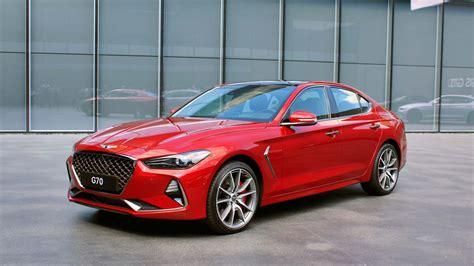 Genesis G70 Price 2018 genesis g70 drive review