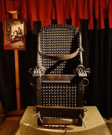 Garrote Chair by San Marino San Marino City Museum Of Museo