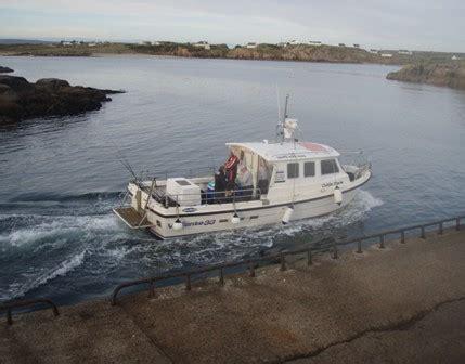 charter boat fishing ireland ireland sea fishing saoire mara charters donegal