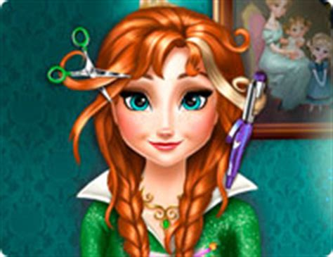 haircut games of elsa elsa frozen real haircuts dress up gal