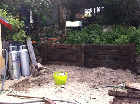 in my own backyard in my own backyard sleeper retaining walls brighton