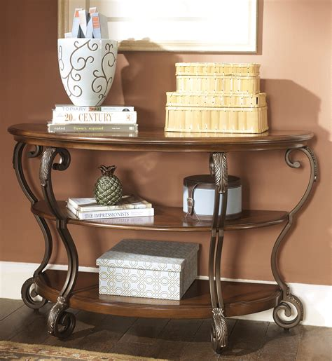 ashley furniture sofa legs sofa table design ashley sofa tables amusing french