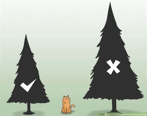 i have a cat need cat proof xmas tree 10 easy steps on how to cat proof your tree