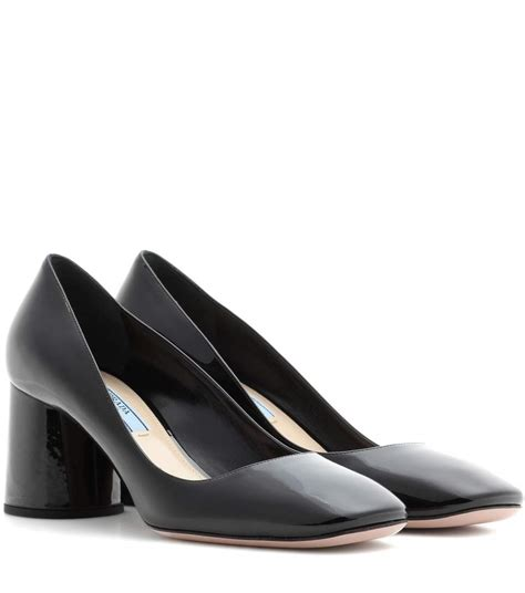 shoes patent leather pumps prada 191piww and
