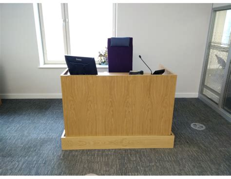 charter office furniture court room fit out