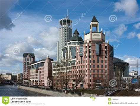international house of music the moscow international house of music stock photography image 11293342