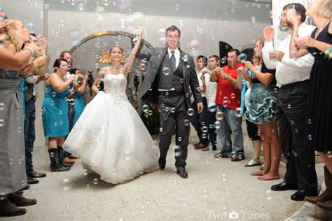 5 non traditional wedding send offs solea events