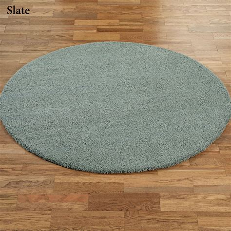 circle shag rug bliss soft shag rugs