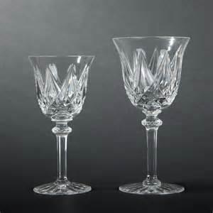 bicchieri d acqua louis otto e dieci bicchieri d acqua calici di