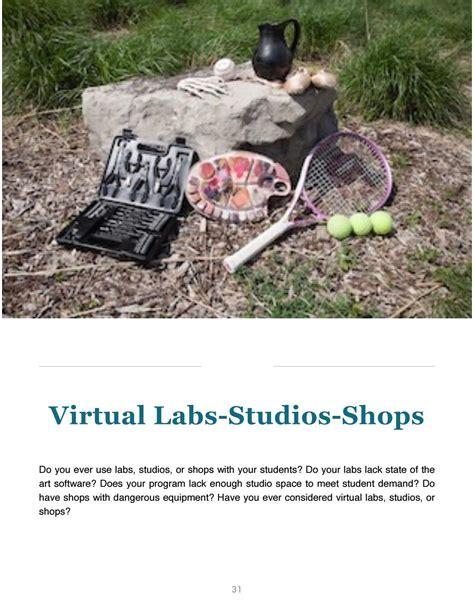 virtual labs studios shops   emerging trends