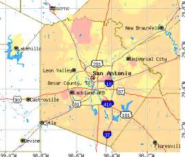 bexar county map bexar county detailed profile houses real estate