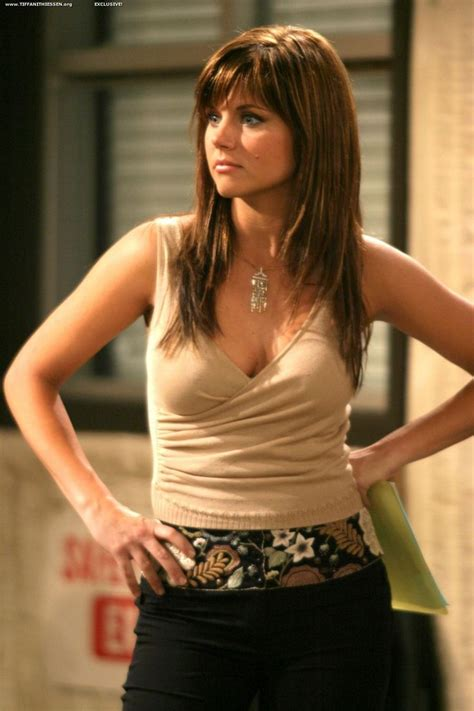 tiffani thiessen saved by the bell haircut 16 best bangs images on pinterest hair cut hair dos and