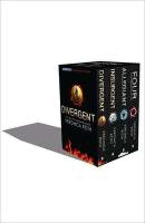 000758850x divergent series box set books bol divergent series box set books 1 4 plus world
