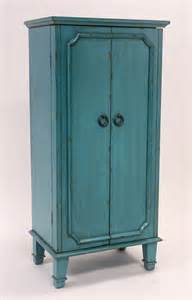 Cabby Jewelry Armoire Cabby Rustic Turquoise Jewelry Armoire Hives And Honey