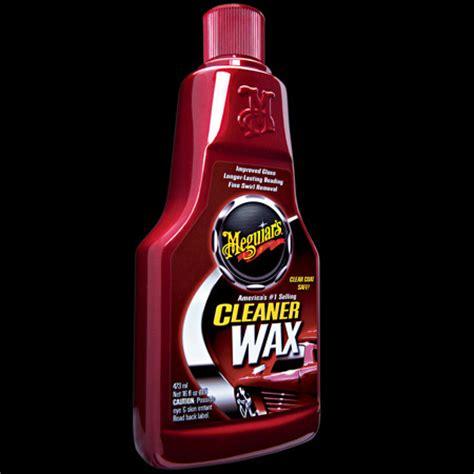 meguiars cleaner wax liquid creative auto