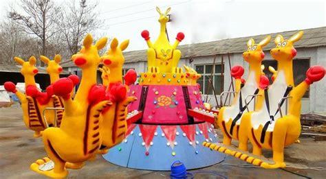 Gazo Paint Shoes Amusement Park newest outdoor theme park kangaroo jump rides id