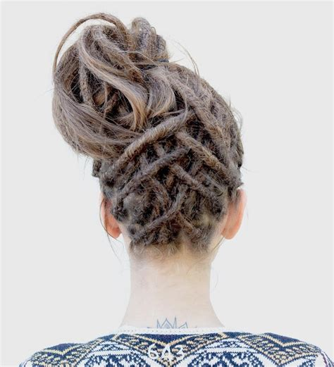 Hairstyles For Dreadlocks by 30 Creative Dreadlock Styles For And