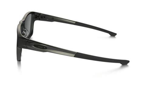 Fashion Frame Kacamata Oakley Splinter Black oakley splinter in satin black clear oakley