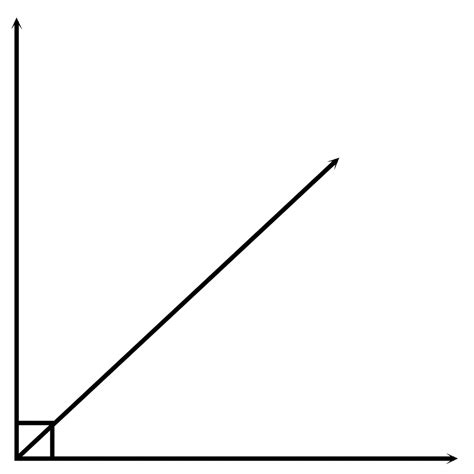 45 degree angle complementary angles 47 43 clipart etc