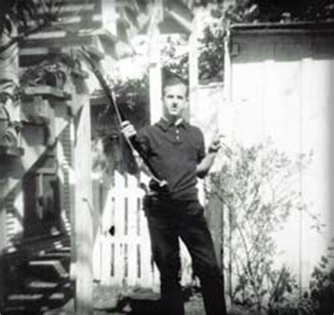 oswald backyard photos glimpses of a life who was lee harvey oswald frontline pbs official site