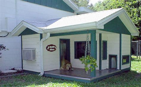 climate control dog house luxury small and large outdoor dog house for life and style