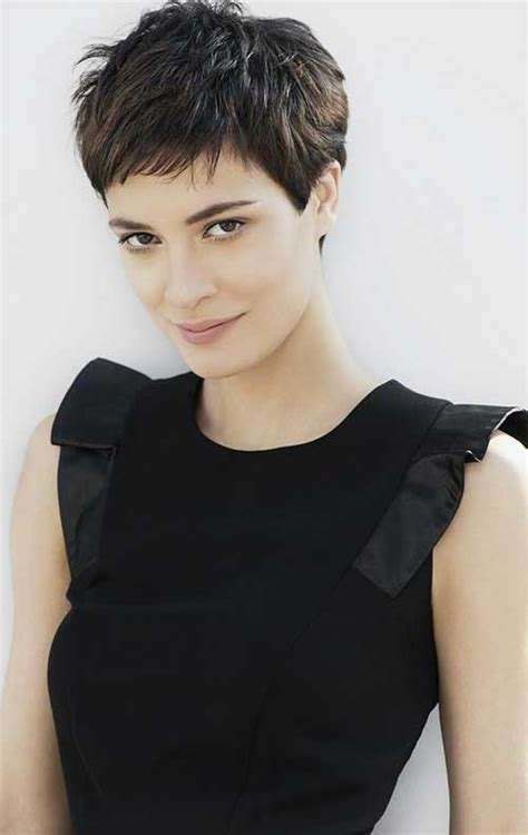 textured pixie haircuts short hairstyle 2013