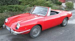 Fiat Spider 850 For Sale Fiat 850 Sport Spider For Sale 1973 On Car And Classic