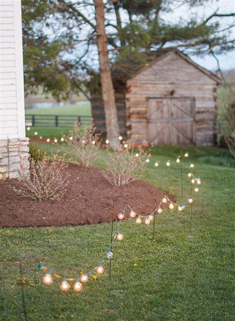 dream backyard ideas 23 inspiring ideas for your dream backyard wedding
