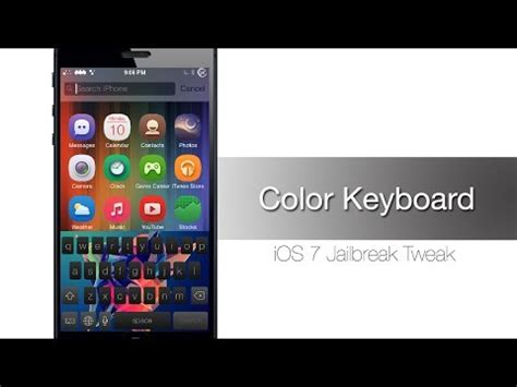 themes for iphone keyboard color keyboard lets you completely theme your iphone