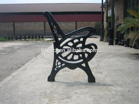 metal bench brackets china supplier wood slats for cast iron bench wholesales